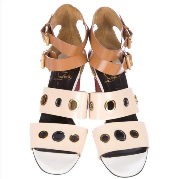 quality design 3f4be bc5bd Louboutin Sandals 👡 SALE!!!!!